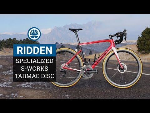 Specialized S-Works Tarmac Disc - Power Meter Equipped, Innovative and a Delight to Ride