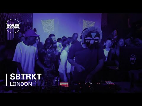 SBTRKT Boiler Room London DJ set - UCGBpxWJr9FNOcFYA5GkKrMg