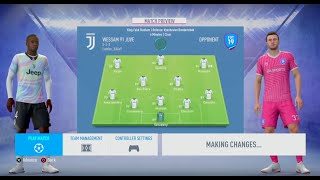 FIFA 19- Ultimate Team: Division Rivals (Wessam 91 JUVE) #1041