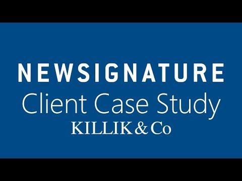 New Signature: Killik & Co Office 365