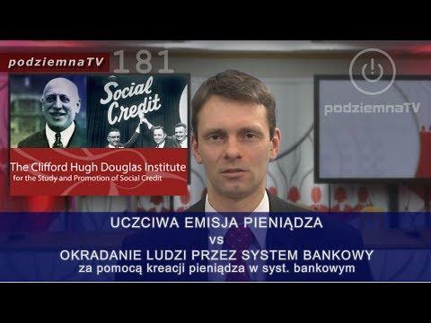 Robią nas w konia: Kredyt Społeczny Douglasa, pieniądze dla każdego: dywidenda obywatelska #181