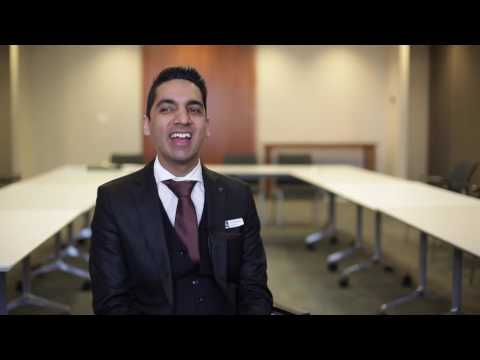 2016 Top 35 under 35 Investec Out of the Ordinary recipient - Waseem Ahmed Carrim