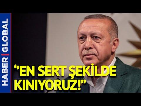 Erdoğan'dan HDP'ye Yönelik Saldırıya İlişkin İlk Açıklama!