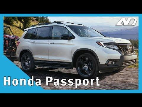 "Honda Passport - ¿Funcionaría en México"" - #LAAS18"