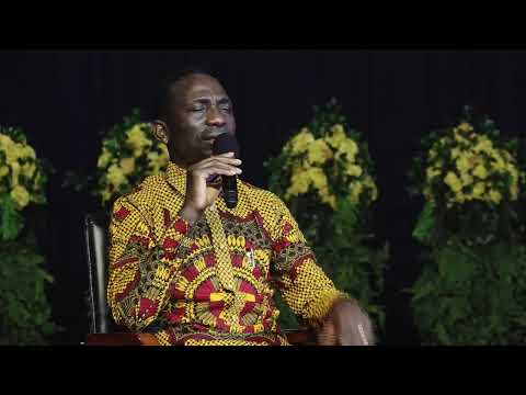 INTERACTIVE SESSION WITH DR PAUL ENENCHE. 14.11.2020