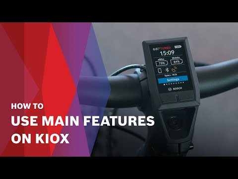 How to | Use main features on Kiox
