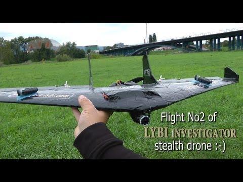 """Flight No2 of """"LYBI investigator"""" stealth drone :-) (18.09.2013.) - UCHj3GB_eJ6a5dtJ3uUaux8w"""
