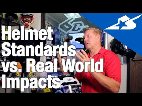 The Story of 6D Helmets (Part 5): Helmet Testing Standards vs. Real World Impacts