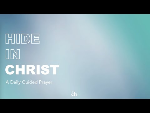 Hide in Christ