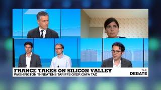 France takes on Silicon Valley: Washington threatens tariffs over GAFA tax