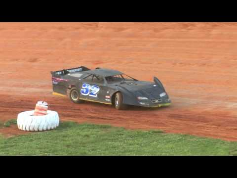 411 Motor Speedway | Sportsman | May 2, 2014 - dirt track racing video image