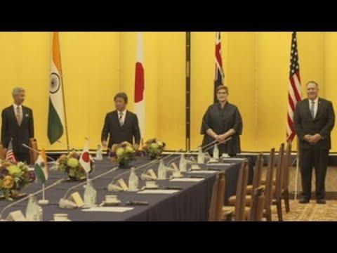 EEUU y Japón tratan de sumar apoyos en Asia-Pacífico para frenar a China