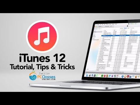 iTunes 12 Tutorial + Tips & Tricks - default