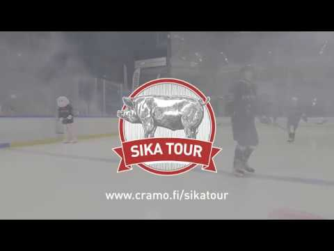 Sika Tour – Getting ready