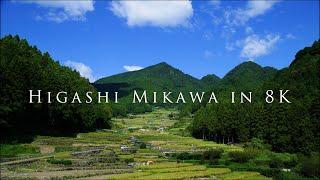 Higashi Mikawa in 8K