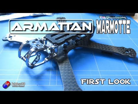 "Armattan Marmotte 5"" FPV Quad Frame: First look - UCp1vASX-fg959vRc1xowqpw"