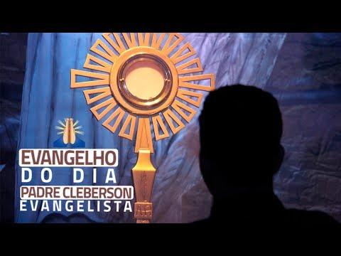 Evangelho do dia 14-06-2019 (Mt 5,27-32) - Padre Cleberson Evangelista