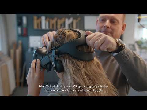 Välkommen på VR-visning hos Myresjöhus!