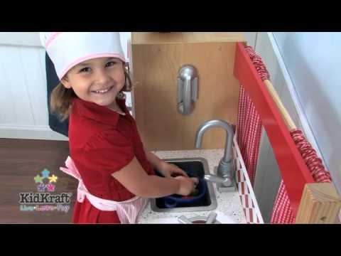Kidkraft Tasty Treats Pretend Food Set