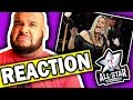 fergie performs the national anthem   2018 nba all-star game [reaction]