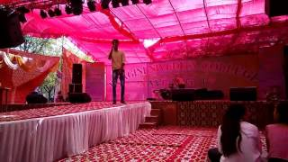 This video is a live performance at a college fest - imanshugupta , Sufi