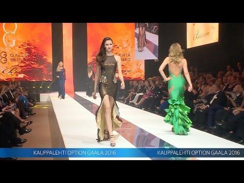 Biancaneve Gala Dresses for Kauppalehti Optio Gala Fashion Show