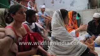 Heritage walk in Mehrauli | Qawwali at Dargah Hazrat Khwaja Qutubuddin Bakhtiyar Kaki | Part 2