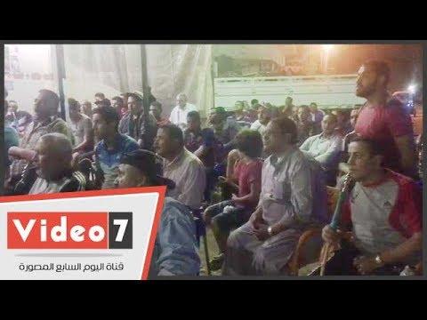 الصدمة على وجوه الأهلاوية بعد تسجيل الزمالك هدفين بالقمة 116