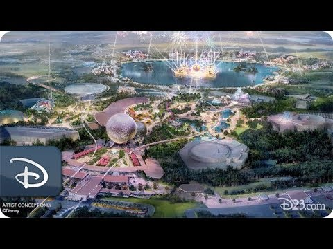 Disney Parks Experiences Unveiled by Bob Chapek Set the Stage for Exciting Future - UC1xwwLwm6WSMbUn_Tp597hQ
