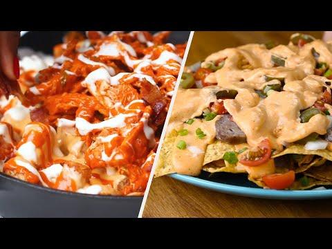 11 Warm And Cheesy Nacho Recipes ? Tasty