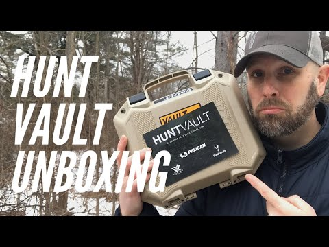 Hunt Vault Unboxing: Monocular from Vortex, Pelican Case, and More - Outdoor Gear Delivered Monthly