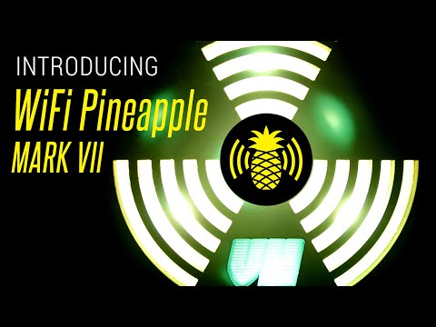 Introducing the WiFi Pineapple Mark VII