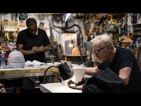 Preview: Adam Savage and The Broken Nerd's Cosplay Team-Up!