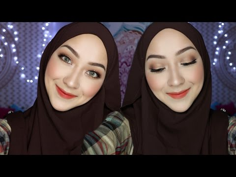 Full Face Drugstore Makeup Tutorial - UCXBrIB3CphY2eMzaoff8xbg