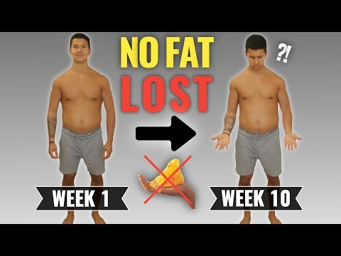 Why You're Not Losing Fat (4 HIDDEN Mistakes You Don't Realize You're Making) - UCERm5yFZ1SptUEU4wZ2vJvw