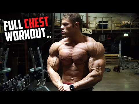 Classic Chest Workout for FULLNESS | Classic Bodybuilding