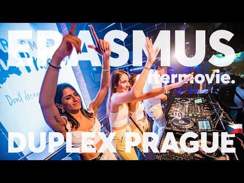 White sensation DUPLEX / Erasmus in Prague [aftermovie]