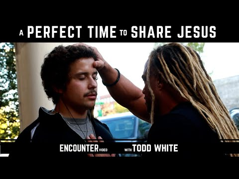 Todd White -  A Perfect Time to Share Jesus
