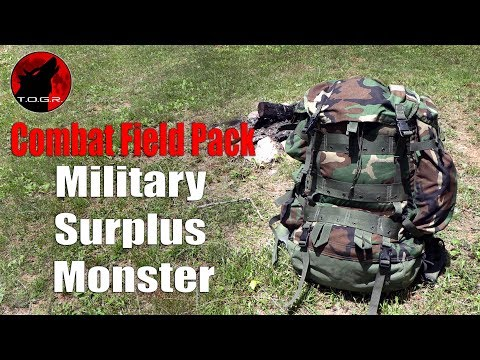 Combat Field Pack - CFP-90 Military Backpack Monster