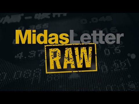 LIVE from The Wine Academy ft Halo Labs CEO Kiran Sidhu - Midas Letter RAW 219