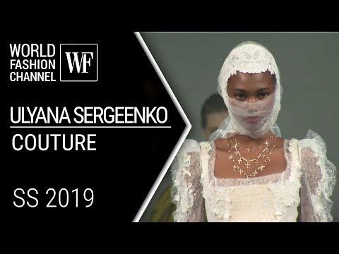 Ulyana Sergeenko Couture | Spring-summer 2019
