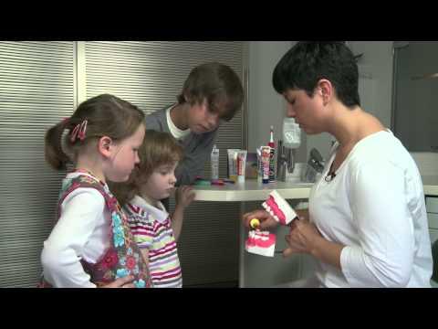 goDentis Infovideo Gesunde Kinderzähne