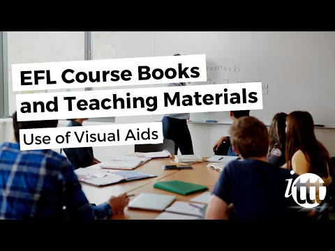 Coursebooks and Materials - Use of Visual Aids
