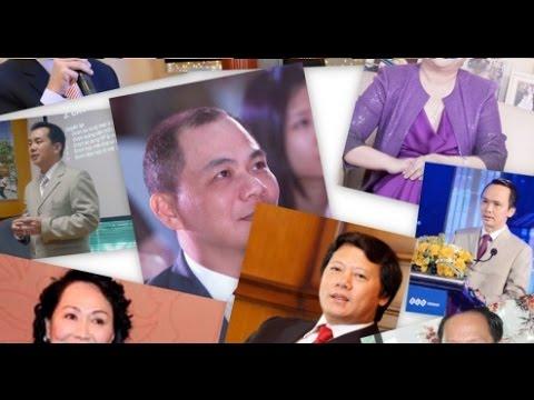 Năm 2016 lộ diện hàng chục tỷ phú đô la tại Việt Nam