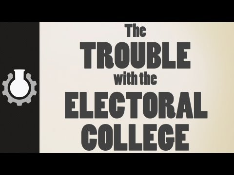 the trouble with the electoral college cgp grey