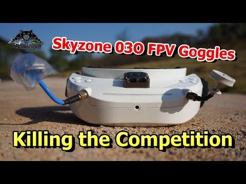 HDO Killer Skyzone SKY03O OLED FPV Video Goggles - UCsFctXdFnbeoKpLefdEloEQ