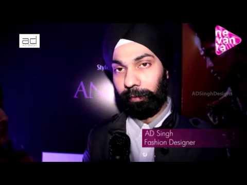 AD Singh - Bengal Fashion Week