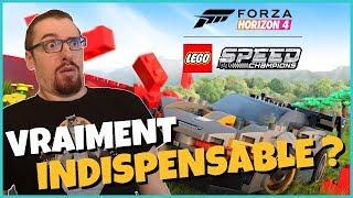 Vidéo-Test : LEGO FORZA HORIZON 4 le TEST : JE M'ATTENDAIS À MIEUX...