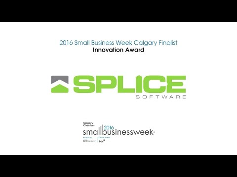 2016 Marks the Second Year SPLICE is a Finalist for Innovation Award