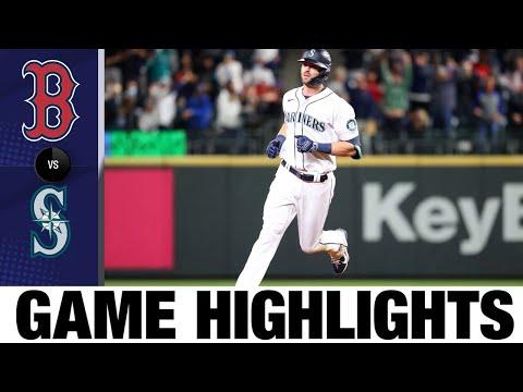 Red Sox vs. Mariners Game Highlights (9/13/21) | MLB Highlights